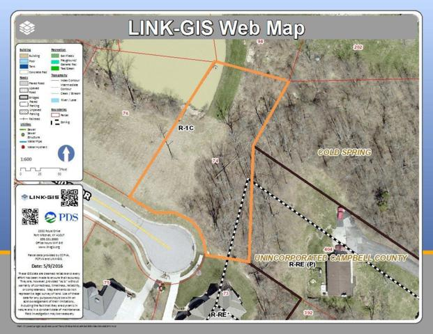 74 Stonyridge Drive Lot26, Cold Spring, KY 41076 (MLS #411433) :: Mike Parker Real Estate LLC