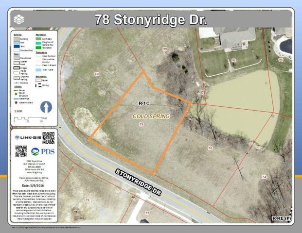 78 Stonyridge Drive Lot28, Cold Spring, KY 41076 (MLS #411434) :: Mike Parker Real Estate LLC