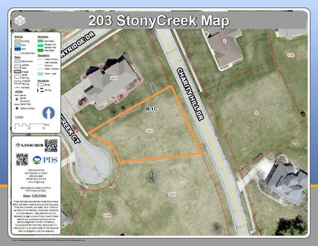 203 Stonycreek Court Lot37, Cold Spring, KY 41076 (MLS #411437) :: Mike Parker Real Estate LLC