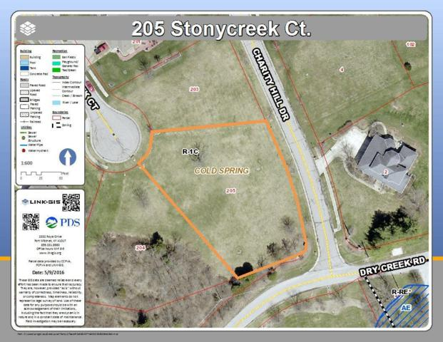 205 Stonycreek Court Lot36, Cold Spring, KY 41076 (MLS #411438) :: Mike Parker Real Estate LLC