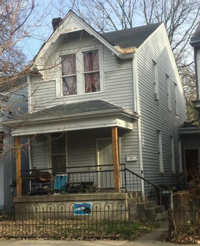 1518 Greenup Street, Covington, KY 41011 (MLS #462267) :: Mike Parker Real Estate LLC