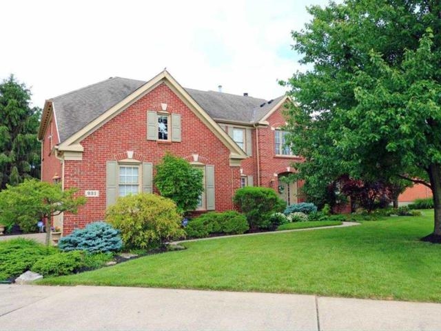 931 Appleblossom Drive, Villa Hills, KY 41017 (MLS #505451) :: Apex Realty Group
