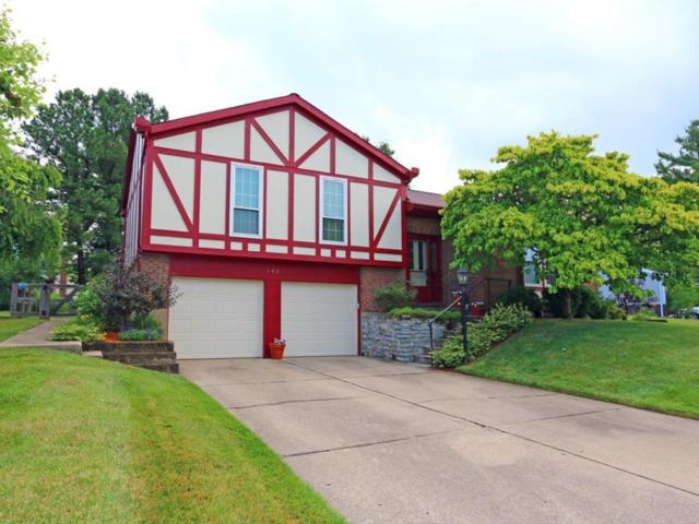 140 Lookout Farm Drive, Crestview Hills, KY 41017 (MLS #505775) :: Apex Realty Group