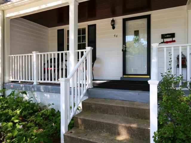 44 Burdsall Avenue, Fort Mitchell, KY 41017 (MLS #507331) :: Apex Realty Group