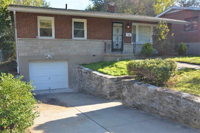 418 Division Street, Erlanger, KY 41018 (MLS #509989) :: Apex Realty Group
