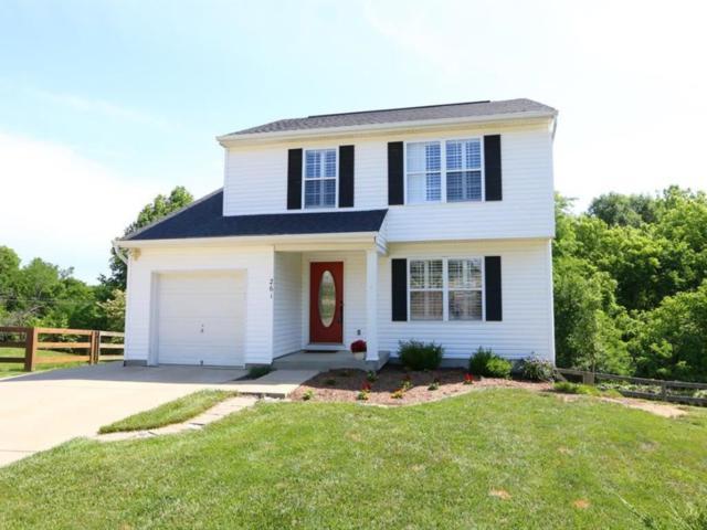 261 Tando Way, Covington, KY 41017 (MLS #516234) :: Mike Parker Real Estate LLC