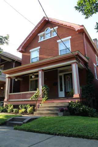 606 E 20th Street, Covington, KY 41014 (MLS #519286) :: Mike Parker Real Estate LLC