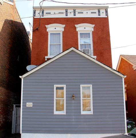 1003 Saratoga Street, Newport, KY 41071 (MLS #519905) :: Mike Parker Real Estate LLC