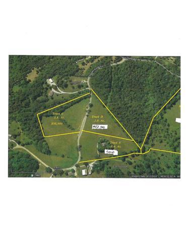 37 acres Pleasant Ridge Road, Alexandria, KY 41001 (MLS #522792) :: Caldwell Realty Group