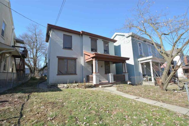 1533 Greenup Street, Covington, KY 41011 (MLS #523778) :: Mike Parker Real Estate LLC