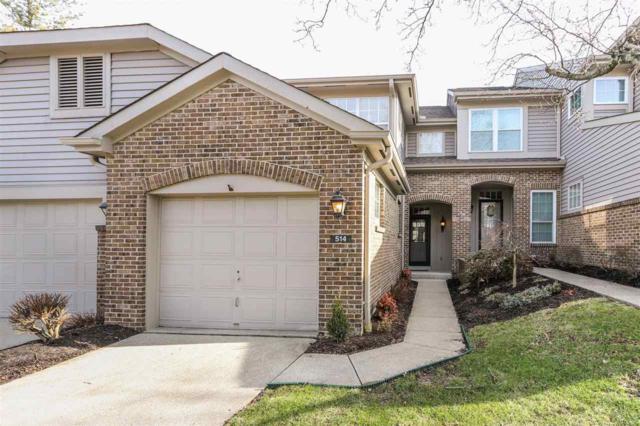514 Kluemper Court, Fort Wright, KY 41011 (MLS #523934) :: Mike Parker Real Estate LLC
