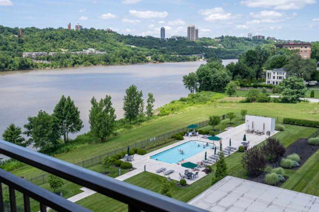 101 Harbor Greene Drive #605, Bellevue, KY 41073 (MLS #528737) :: Caldwell Realty Group