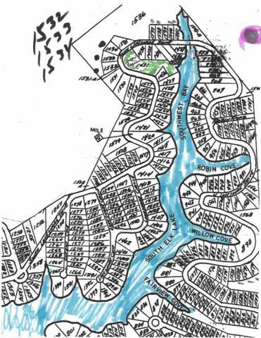 LOTS 1532-1534 Elk Lake Resort Rd, Owenton, KY 40359 (MLS #529926) :: Caldwell Realty Group