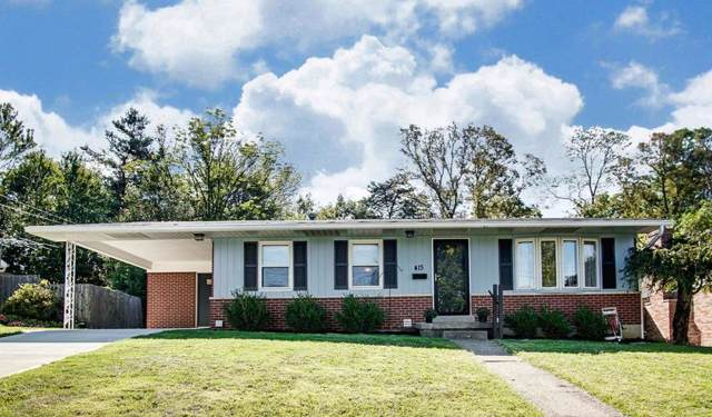 413 Foster, Florence, KY 41042 (MLS #530976) :: Caldwell Realty Group
