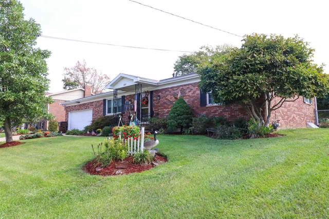 105 Lawrence Drive, Florence, KY 41042 (MLS #531894) :: Apex Realty Group