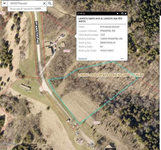 16059-A Pfanstiel Road, Demossville, KY 41033 (MLS #533363) :: Mike Parker Real Estate LLC