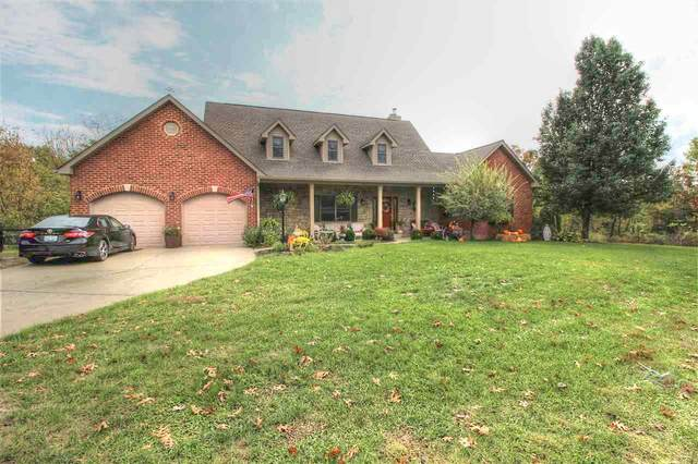 800 Mann Road, Crittenden, KY 41030 (MLS #533938) :: Caldwell Realty Group