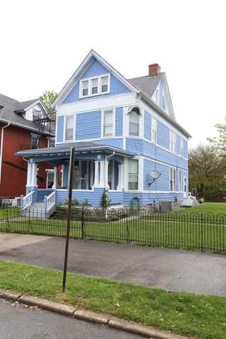 1724 Scott Street, Covington, KY 41014 (MLS #537222) :: Mike Parker Real Estate LLC