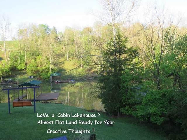 LOT #49 @ Elk Lake Resort, Owenton, KY 40359 (MLS #537490) :: Mike Parker Real Estate LLC