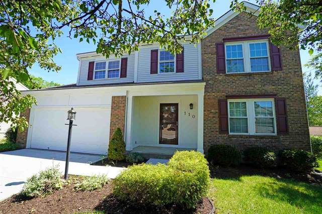 110 Stonegate Drive, Alexandria, KY 41001 (MLS #538250) :: Mike Parker Real Estate LLC
