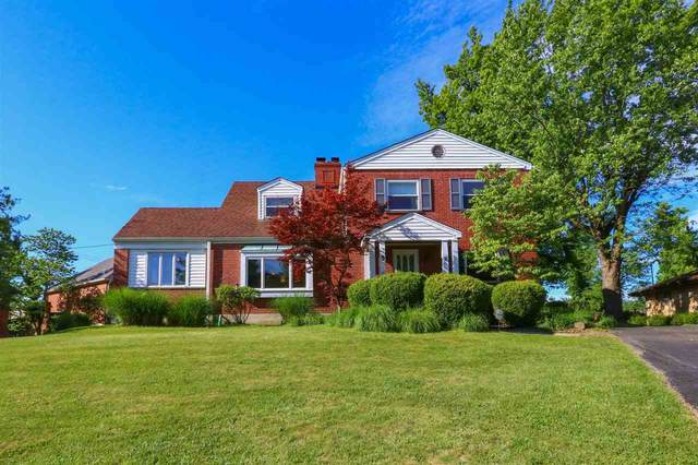 5 Sunnymede Drive, Fort Mitchell, KY 41017 (MLS #538287) :: Mike Parker Real Estate LLC