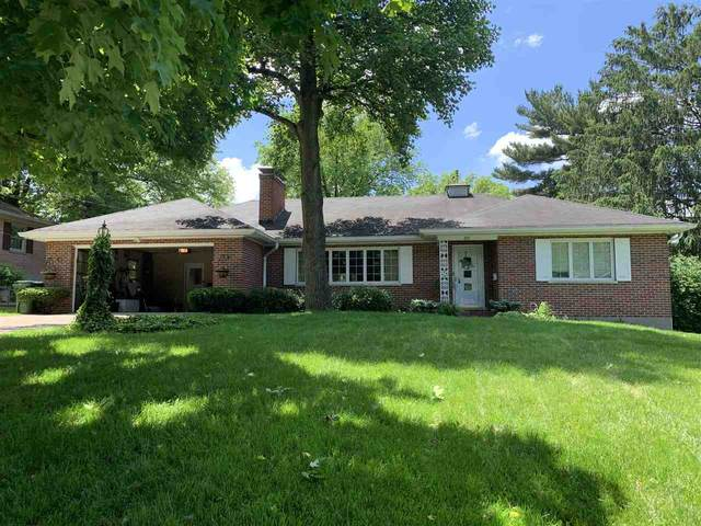 221 Cherrywood Drive, Fort Mitchell, KY 41011 (MLS #539024) :: Mike Parker Real Estate LLC