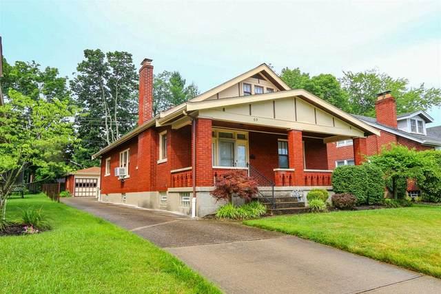 69 Pleasant Ridge Avenue, Fort Mitchell, KY 41017 (MLS #539179) :: Apex Group
