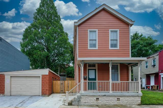 828 Perry Street, Covington, KY 41011 (MLS #539971) :: Caldwell Group