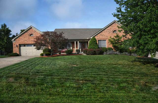 1337 Eagle View Drive, Hebron, KY 41048 (MLS #541371) :: Mike Parker Real Estate LLC