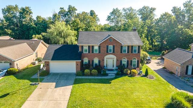 8661 Valley Circle Drive, Florence, KY 41042 (MLS #541445) :: Apex Group