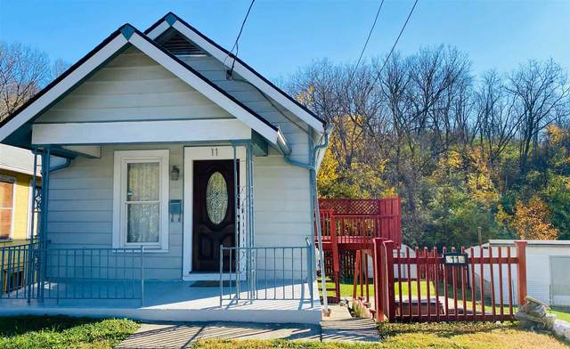 11 Alberta Street, Ludlow, KY 41016 (MLS #543741) :: Mike Parker Real Estate LLC