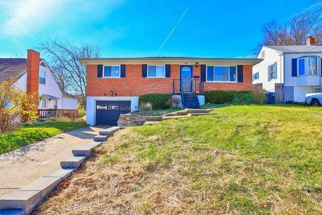 427 Hallam, Erlanger, KY 41018 (MLS #543902) :: Mike Parker Real Estate LLC