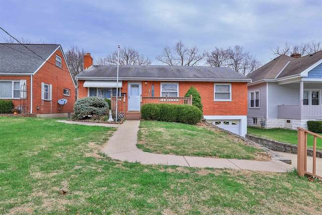 208 Center Street, Erlanger, KY 41018 (MLS #543979) :: Mike Parker Real Estate LLC