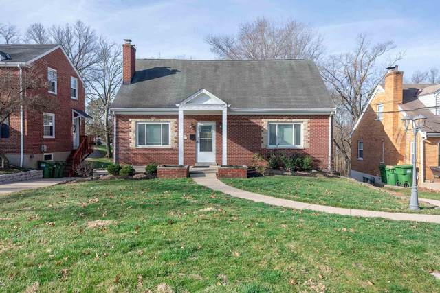 25 Ashton Road, Fort Mitchell, KY 41017 (MLS #546952) :: Apex Group