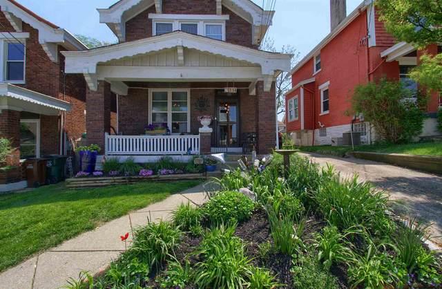 114 15 Street, Newport, KY 41071 (MLS #548187) :: Mike Parker Real Estate LLC