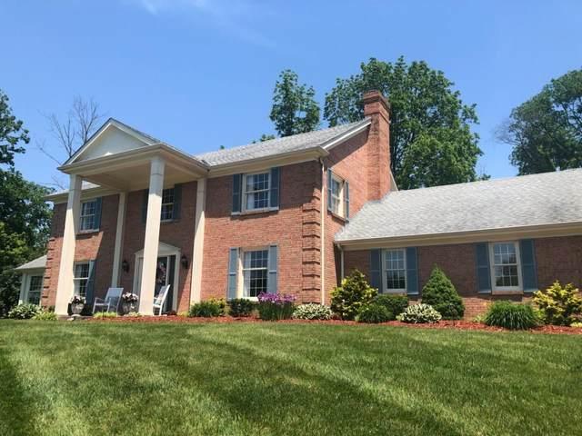 1070 Tudor Lane, Florence, KY 41042 (MLS #549555) :: Parker Real Estate Group