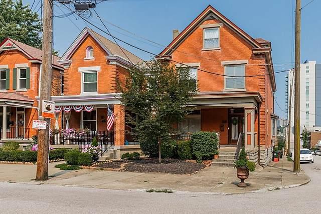 617 E 3rd Street, Newport, KY 41071 (MLS #550374) :: Parker Real Estate Group
