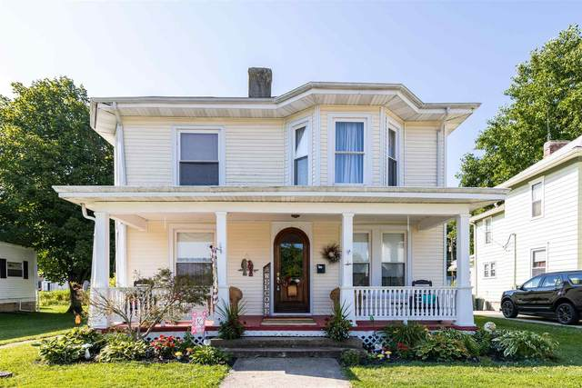 218 E 4th Street, Augusta, KY 41002 (MLS #551441) :: The Scarlett Property Group of KW