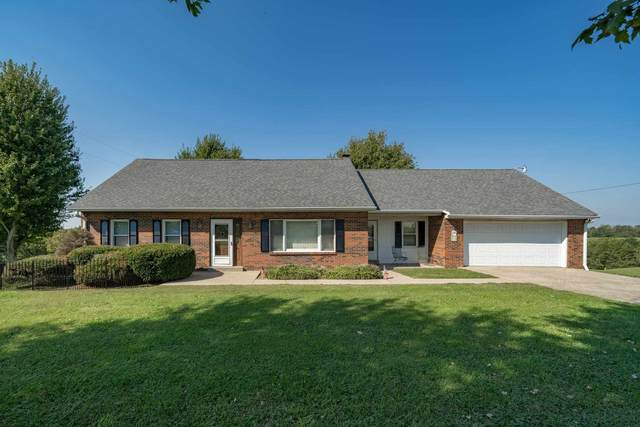 1640 Knoxville Road, Dry Ridge, KY 41035 (MLS #553282) :: Caldwell Group
