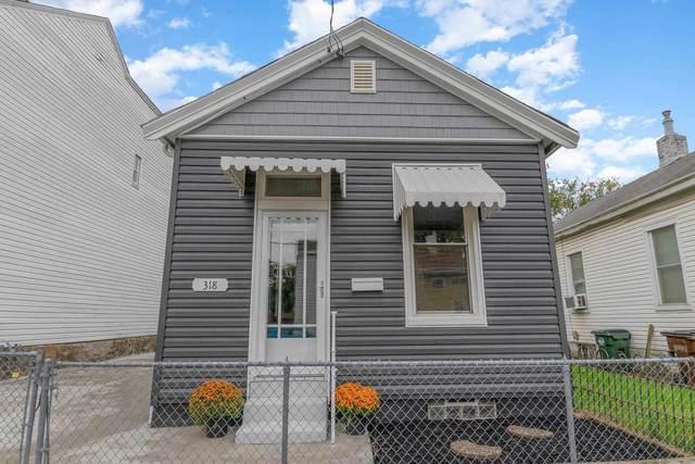 318 W 12th Street, Newport, KY 41071 (MLS #553698) :: Caldwell Group