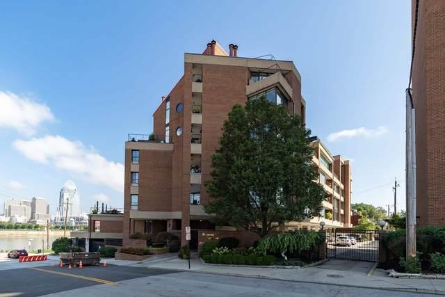 1 Riverside Place #204, Covington, KY 41011 (MLS #553940) :: Apex Group