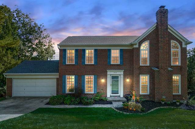 233 Ridge Hill Drive, Highland Heights, KY 41076 (#554133) :: The Huffaker Group