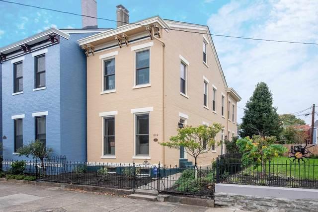 809 Willard Street, Covington, KY 41011 (#554221) :: The Huffaker Group