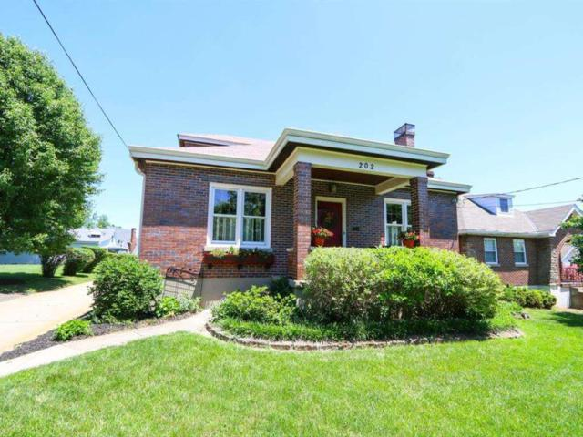 202 Highland Avenue, Fort Mitchell, KY 41017 (MLS #515899) :: Apex Realty Group