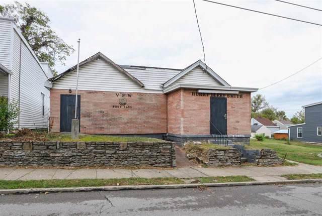 318-320 Bush Street, Covington, KY 41011 (MLS #532055) :: Mike Parker Real Estate LLC