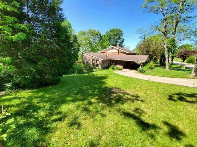 3655 Lemon Northcutt Road, Dry Ridge, KY 41035 (MLS #537445) :: Mike Parker Real Estate LLC