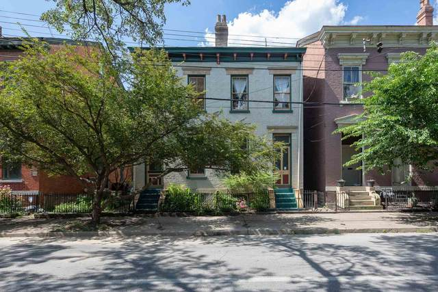 214 E 5th Street, Covington, KY 41011 (MLS #538984) :: Caldwell Group