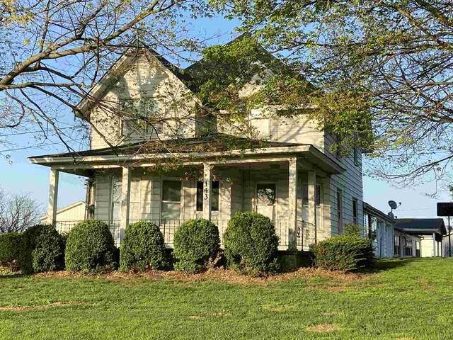 143 S Main Street, Dry Ridge, KY 41035 (MLS #545205) :: Mike Parker Real Estate LLC