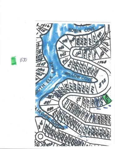 LOT # 1570 Lakeshore Drive Road, Owenton, KY 40359 (#545974) :: The Huffaker Group