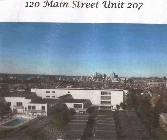 120 Main Street #207, Newport, KY 41071 (#553758) :: The Susan Asch Group